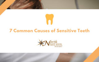 Featured image for 7 Common Causes of Sensitive Teeth blog