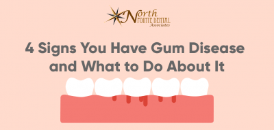 Featured image for the article called 4 Signs You Have Gum Disease and What to Do About It