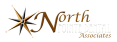 A Norh Pointe Dental Associates Logo