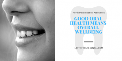Featured image for blog post called Good Oral Health Means Overall Wellbeing
