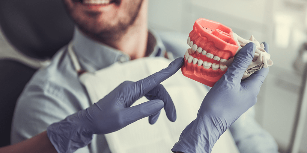 Another tip to prevent gum disease is to avoid cigarettes and smokeless tobacco